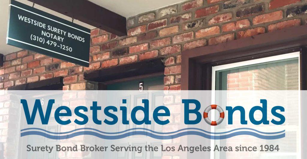 Los Angeles Surety Bond   11321 Iowa Ave.,Los Angeles, CA. 90025 - (310) 479-1250